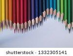 wavy color combination    Shutterstock . vector #1332305141