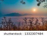 Scenery   Sea Of Fog On The...