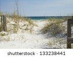 Beach Path Near Pensacola Beac...