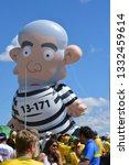 brasilia  df  brazil   april  2 ... | Shutterstock . vector #1332459614