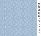 modern geometric pattern retro... | Shutterstock .eps vector #1332545951