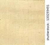 burlap fabric texture | Shutterstock . vector #133255451
