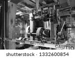 part of a neglected and vintage ...   Shutterstock . vector #1332600854