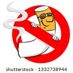 vector illustration of a no... | Shutterstock .eps vector #1332738944