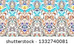 colorful seamless pattern for...   Shutterstock . vector #1332740081