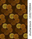 abstract seamless pattern  ... | Shutterstock .eps vector #1332750044