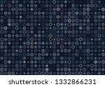 beautiful seamless geometric... | Shutterstock .eps vector #1332866231