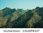great wall of beijing china   Shutterstock . vector #1332898337