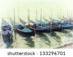 venice   vintage photo | Shutterstock . vector #133296701