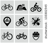 activity,bicycle,bike,biking,black,cycling,cyclist,design,element,fix,graphic,helmet,hill,icon,leisure