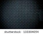 black diamond steel plate   Shutterstock . vector #133304054