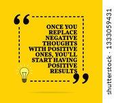 inspirational motivational... | Shutterstock .eps vector #1333059431