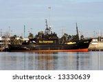 sea shepherd conservation... | Shutterstock . vector #13330639