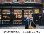 london  uk   december 18  2018  ... | Shutterstock . vector #1333126757