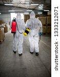 industrial pest control | Shutterstock . vector #1333212071