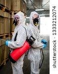 industrial pest control | Shutterstock . vector #1333212074