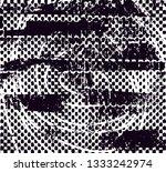 distressed background in black...   Shutterstock . vector #1333242974