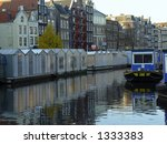 flower market place in... | Shutterstock . vector #1333383
