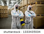 industrial pest control | Shutterstock . vector #1333435034