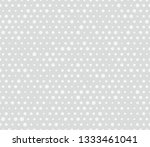 seamless polka dots pattern... | Shutterstock .eps vector #1333461041