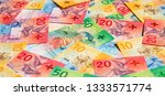 collection of the new swiss... | Shutterstock . vector #1333571774