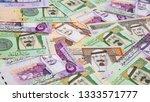 collection of saudi arabia... | Shutterstock . vector #1333571777