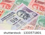 collection of the indian... | Shutterstock . vector #1333571801
