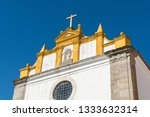 church of senhor jesus da... | Shutterstock . vector #1333632314