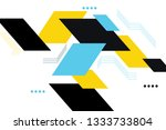 seamless  abstract background...   Shutterstock .eps vector #1333733804