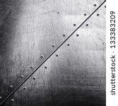 metal background   Shutterstock . vector #133383209