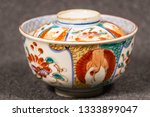 antique teaware collection of... | Shutterstock . vector #1333899047
