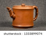antique teaware collection of... | Shutterstock . vector #1333899074