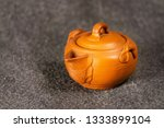 antique teaware collection of... | Shutterstock . vector #1333899104