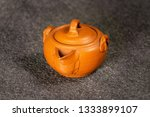 antique teaware collection of... | Shutterstock . vector #1333899107