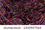 colourful simple abstract... | Shutterstock .eps vector #1333907564