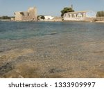 tonnara and swabian tower in...   Shutterstock . vector #1333909997