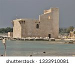 tonnara and swabian tower in...   Shutterstock . vector #1333910081