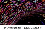 colourful simple abstract... | Shutterstock .eps vector #1333922654