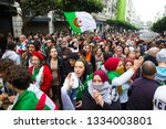 algiers  algeria   march 08... | Shutterstock . vector #1334003801