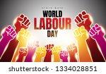 World Labour Day Background