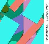 flat material design   creative ...   Shutterstock .eps vector #1334084984