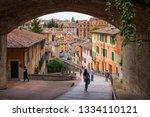 Perugia  Umbria   Italy   2018...