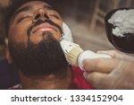 barber shop pro spreads white... | Shutterstock . vector #1334152904