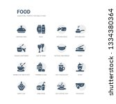 simple set of icons such as...   Shutterstock .eps vector #1334380364