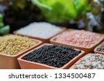 chemical fertilizers  main... | Shutterstock . vector #1334500487