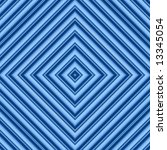 seamless blue diamond pattern... | Shutterstock . vector #13345054