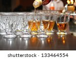 brandy glass | Shutterstock . vector #133464554