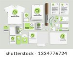 corporate identity of the... | Shutterstock .eps vector #1334776724