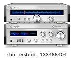 Analog Music Stereo Audio...