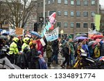 holland amsterdam 10.3.2019...   Shutterstock . vector #1334891774